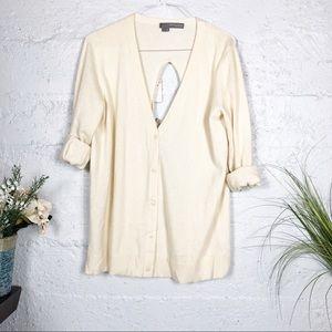 360Sweater Cashmere Cardigan